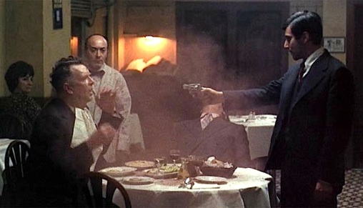 godfather shooting
