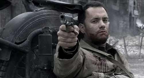 saving private ryan tom hanks