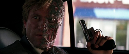 dark knight two face