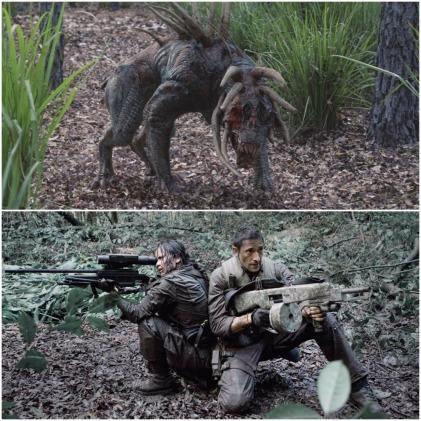 predators 2010 montage ii