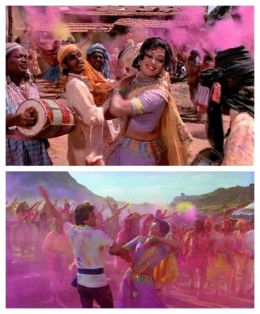 sholay montage