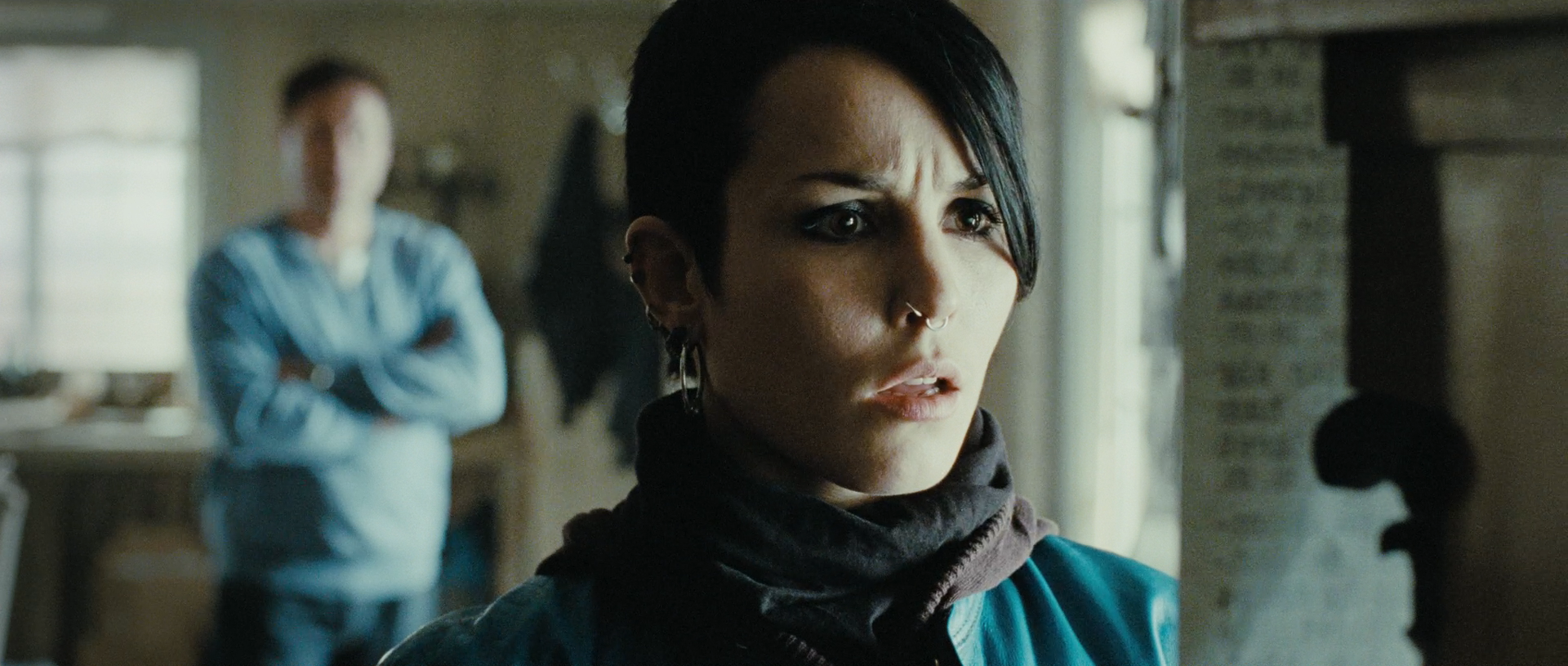 'The Girl with the Dragon Tattoo' (2009): Review | Express ...