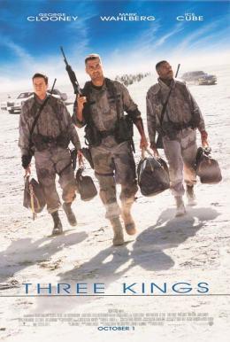 Three Kings movie