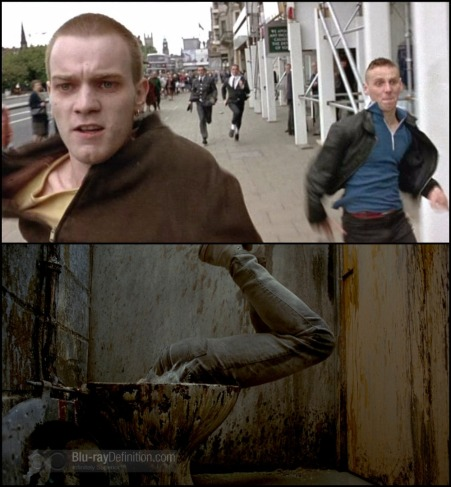 trainspotting montage