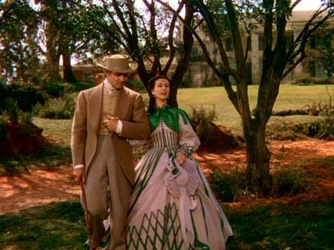 gone with the wind souther sass
