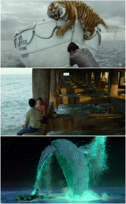 life of pi montage