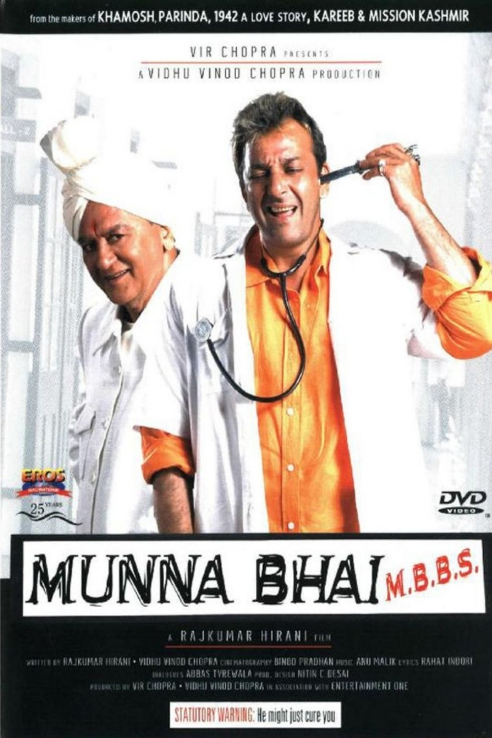 'Munna Bhai M.B.B.S.' (2003): Review | Express Elevator to ...