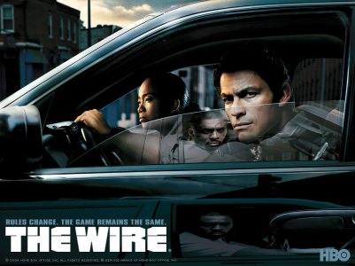 the wire page
