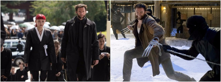 the wolverine montage