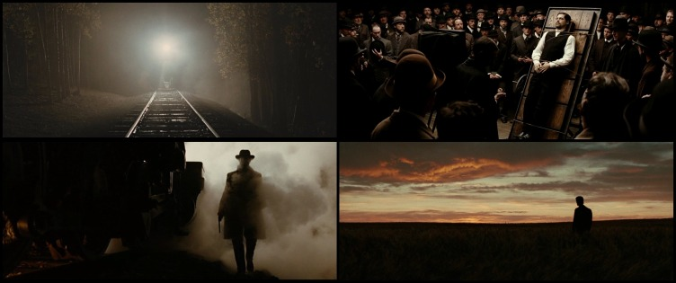 the assassination of jesse james montage