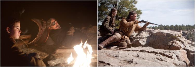 true grit campfire montage