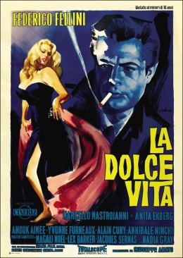 LaDolceVitaPoster