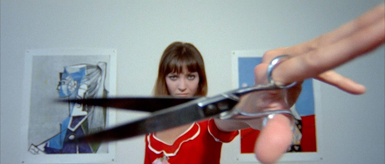 Pierrot le Fou (1965) yön. Jean-Luc Godard