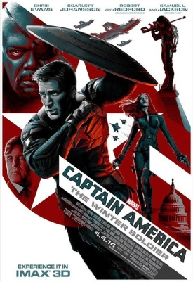 CAPTAIN-AMERICA the winter soldier -POSTER-1