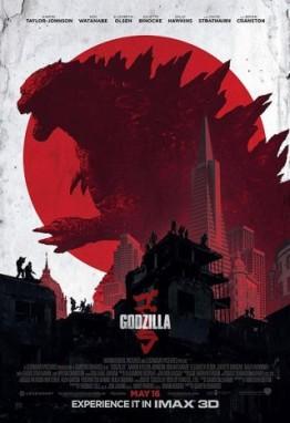 godzilla 2014 alternate poster
