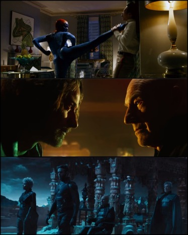 x men days of future past montage