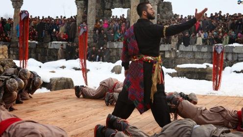 haider bismil - choreography