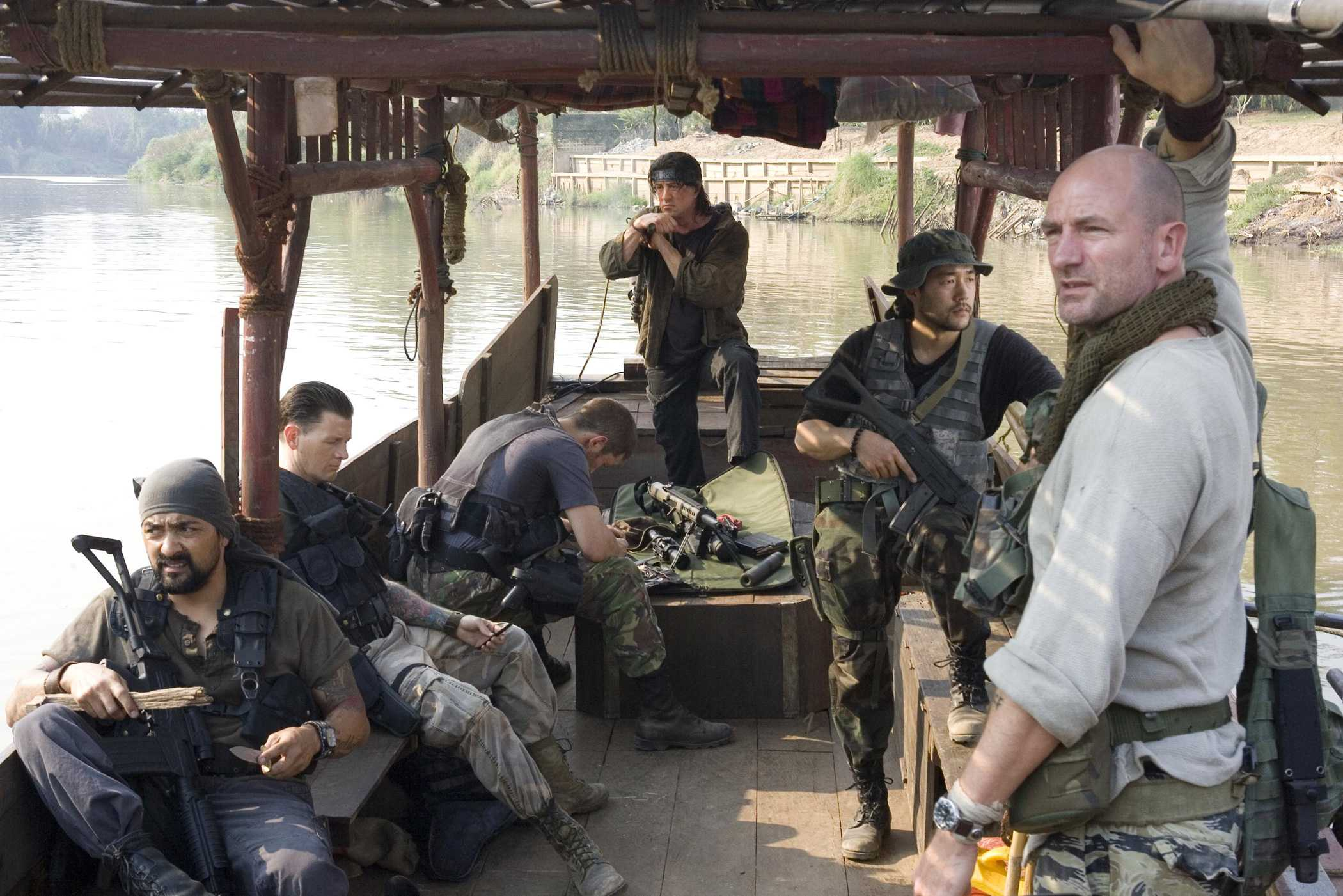 �rambo� 2008 review express elevator to hell