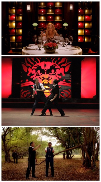 only god forgives montage 2013
