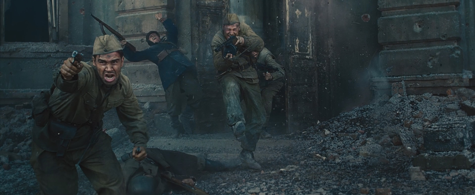 Stalingrad' (2013): Review | Express Elevator to Hell
