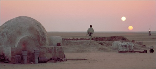 luke star wars tatooine
