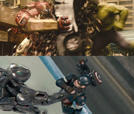 avengers age of ultron montage