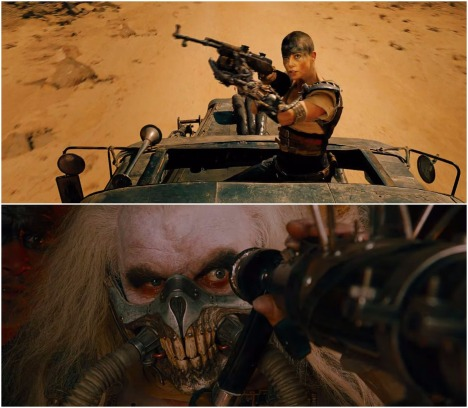 mad max fury road montage vi