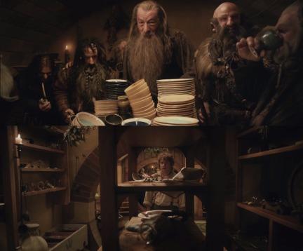 hobbit edit montage