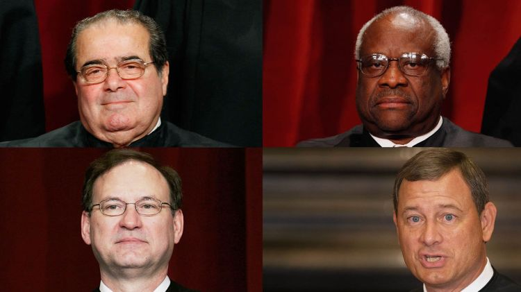 us supreme court gay marriage dissenters