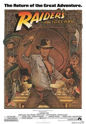 raiders of the lost ark indiana