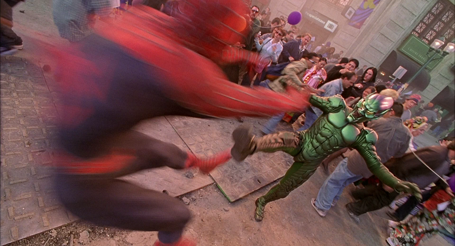 Spider Man 1977 Spider Man vs Green Goblin