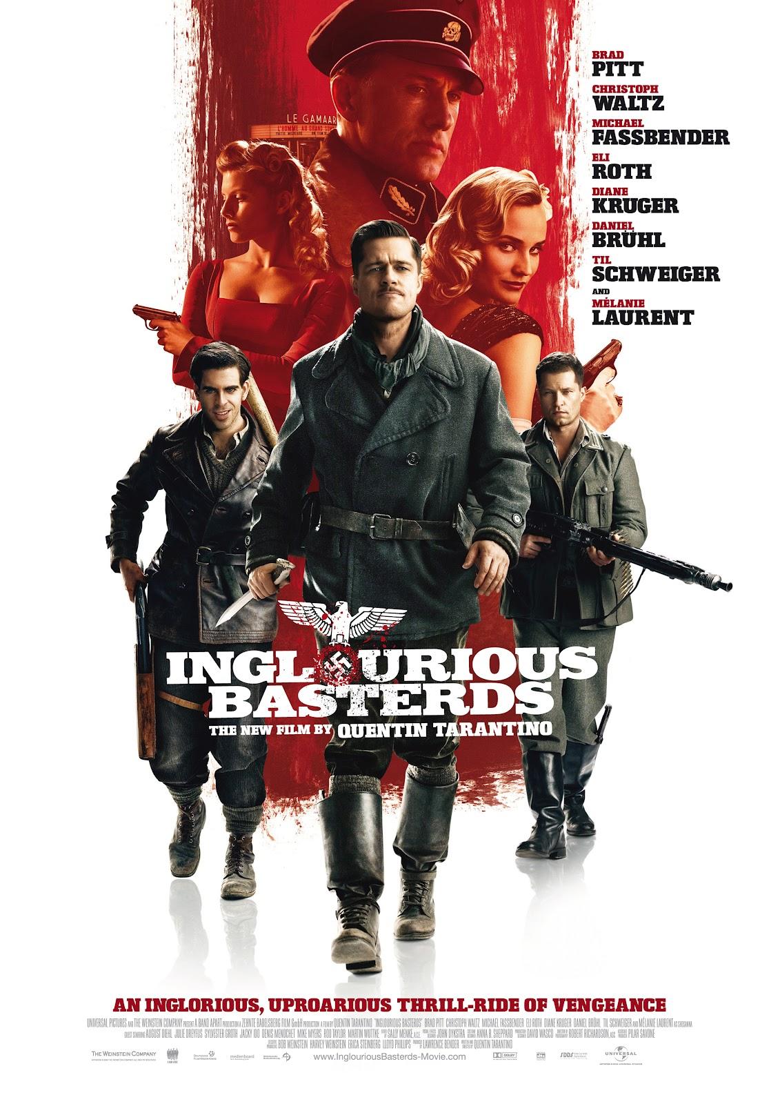 'Inglourious Basterds' (2009): Review   Express Elevator ...