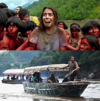 the green inferno montage