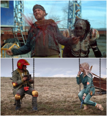 turbo kid montage