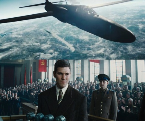 bridge of spies montage