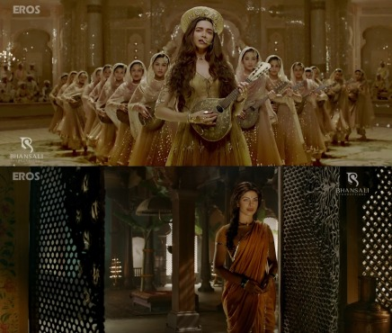 bajirao mastani lovely ladies montage