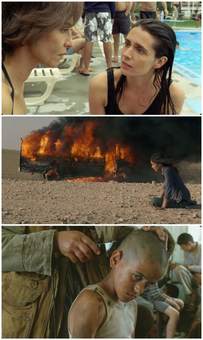 incendies montage