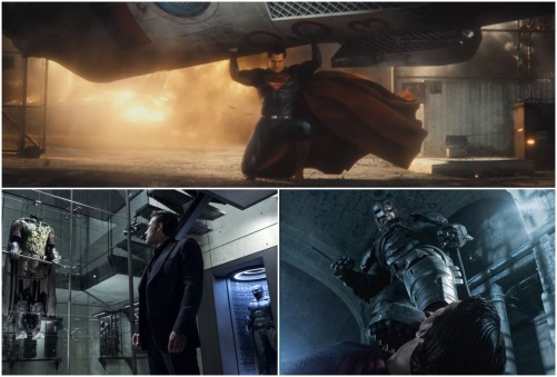 batman v superman montage vii