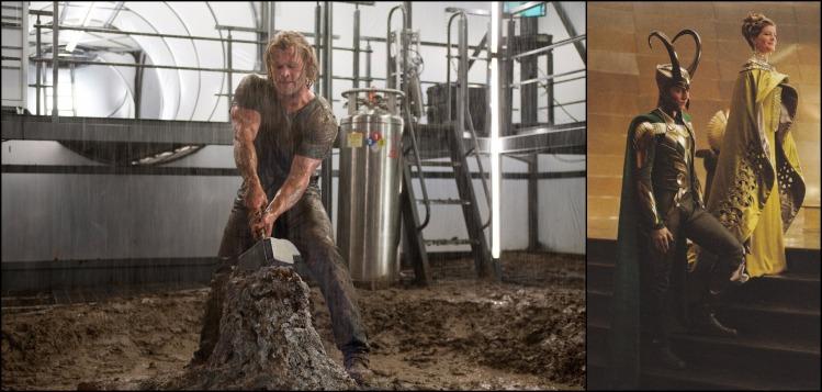 Thor montage