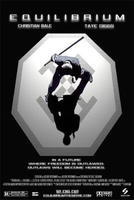 equilibrium alternate poster