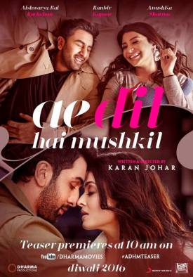 ae-dil-hai-mushkil-first-look-poster